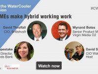 How SMEs make hybrid working work